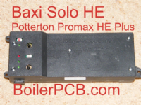 Brand New Solo HE models & Potterton Promax HE Plus 5121025
